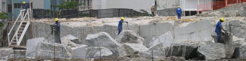 Demolição Remoção de Pedra - Estância Pedras