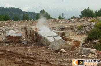 Remoção de pedras e rochas em Estiva com pyroblast