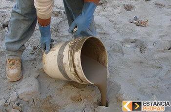 Remoção de pedras e rochas em Prudente de Morais com massa expansiva