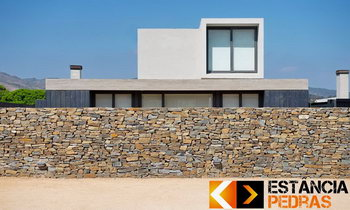 Pedra para muro Estância Pedras
